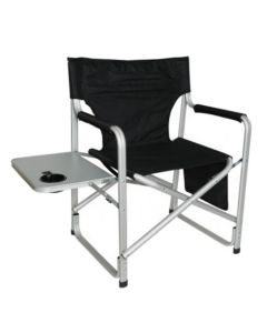 Directors Chair With Side Table