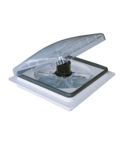 Fan-atic Vent with 3-Speed Fan - Clear Lid (360 x 360)