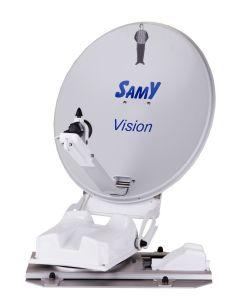 SamY Vision Automatic Satellite Dish 54cm