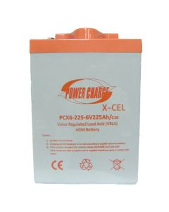 Valen Deep Cycle Battery. 6V 225 A/h X-Cel (AGM)