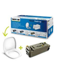 Fresh Up kit for Thetford C2 / C3 / C4 Toilets