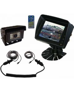 "Viewtech 5"" Reversing Camera Kit. For Caravans and 5th Wheelers"
