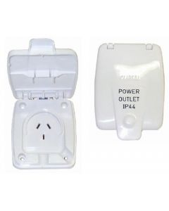 230V External Power Outlet