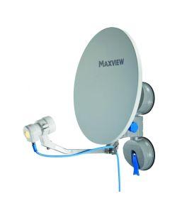Maxview Remora 40 Portable Suction Mount Satellite Dish