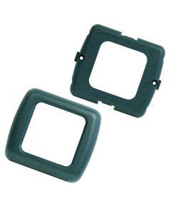 Single Modular Plate Support & Surround