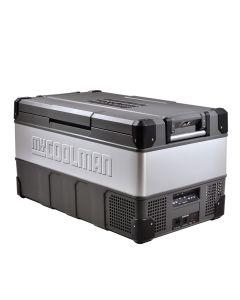myCOOLMAN 105L Fridge / Freezer. 105L 12/24/230V