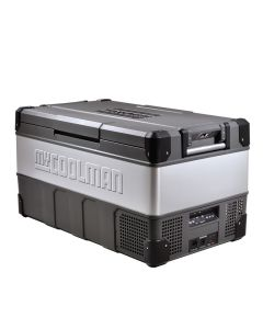 myCOOLMAN 105L Fridge / Freezer. 105L 12/24/230V + FREE Cover