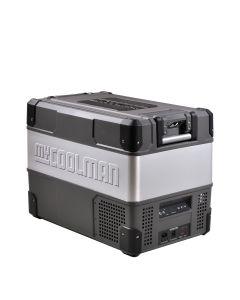 myCOOLMAN 44L Fridge / Freezer. 44L 12/24/230V + FREE Cover