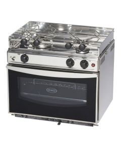 Eno Open Sea 2 Burner Gas Hob, Oven & Grill