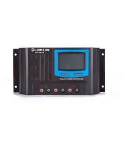 30A 12/24V Solar Regulator with Display