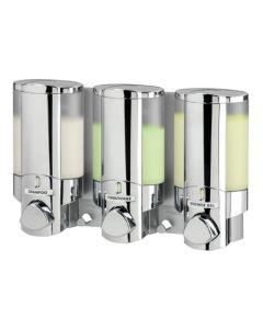 Triple Soap Dispenser