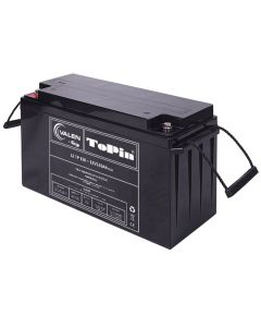 Valen Deep Cycle Battery. 12V 150 A/h Topin (AGM)