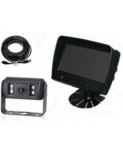 "Viewtech 7"" Reversing Camera Kit For Motorhomes"