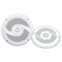 "200W 6"" Waterproof Speaker Lights by RV Media"