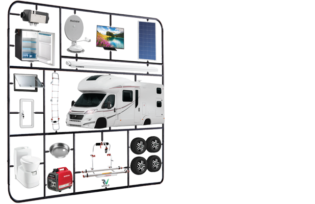 Build Your Dream Motorhome With Us