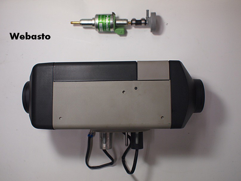 "Webasto fuel pickup tube pipe Espar Eberspacher heater 18/"" standpipe draw tank"