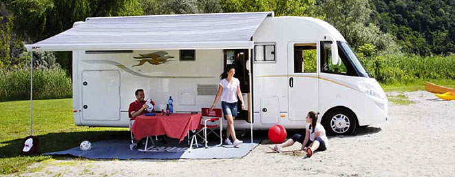 Fiamma Awnings Privacy Rooms